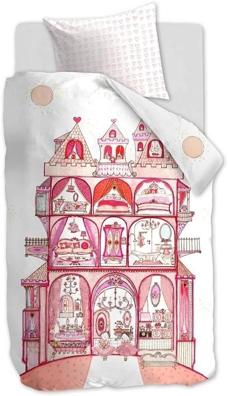 Beddinghouse Kids Dekbedovertrek Sweet Palace