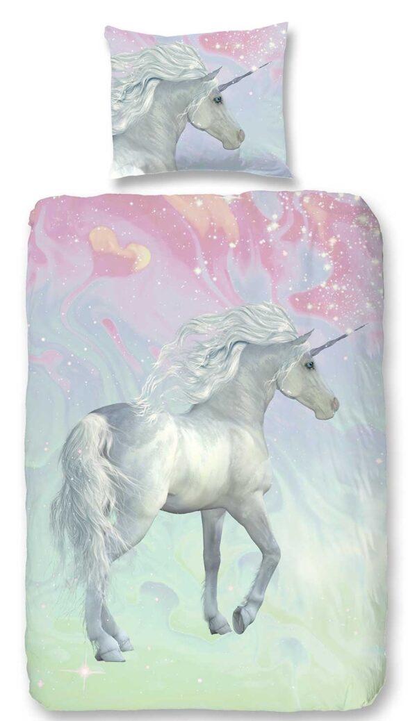 Goodmorning Dekbedovertrek Unicorn