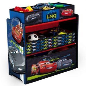 Disney Cars Speelgoed Opbergkast LMQ