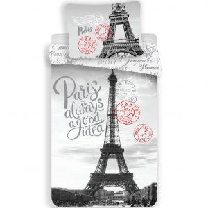 Dekbedovertrek Paris Good Idea Grijs