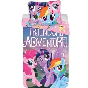 My Little Pony Dekbedovertrek Friends Adventure Multi