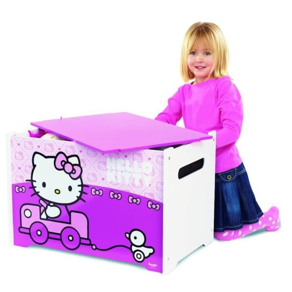 Hello Kitty Speelgoedkist