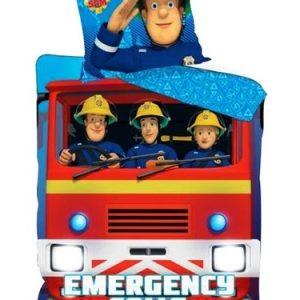 Dekbedovertrek Brandweerman Sam Fireman