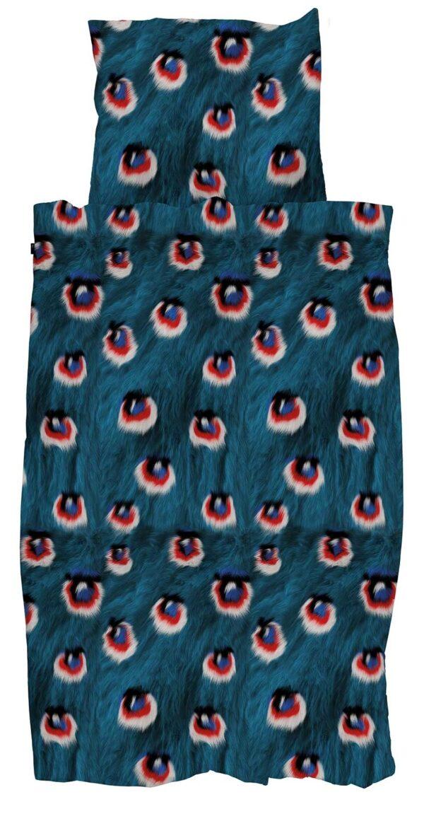 Snurk Dekbedovertrek Peacock Fur 140x200/220