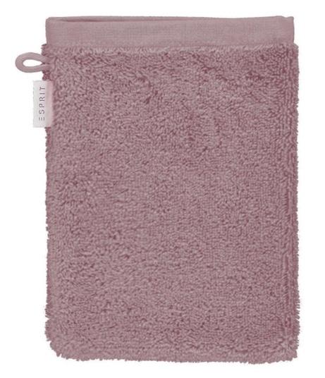 Esprit Washandjes Solid Dusty Mauve (6st)