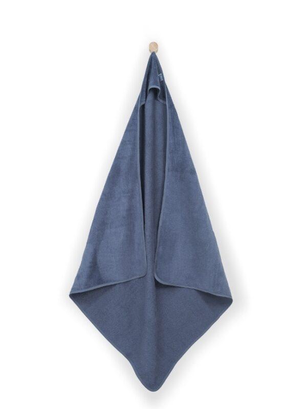 Jollein Badcape XL Sweet Bunny Vintage Blue 100 x 100 cm