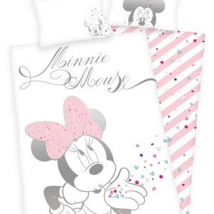 Minnie Mouse Dekbedovertrek Confetti