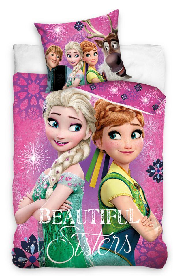 Frozen Dekbedovertrek Beautiful Sisters