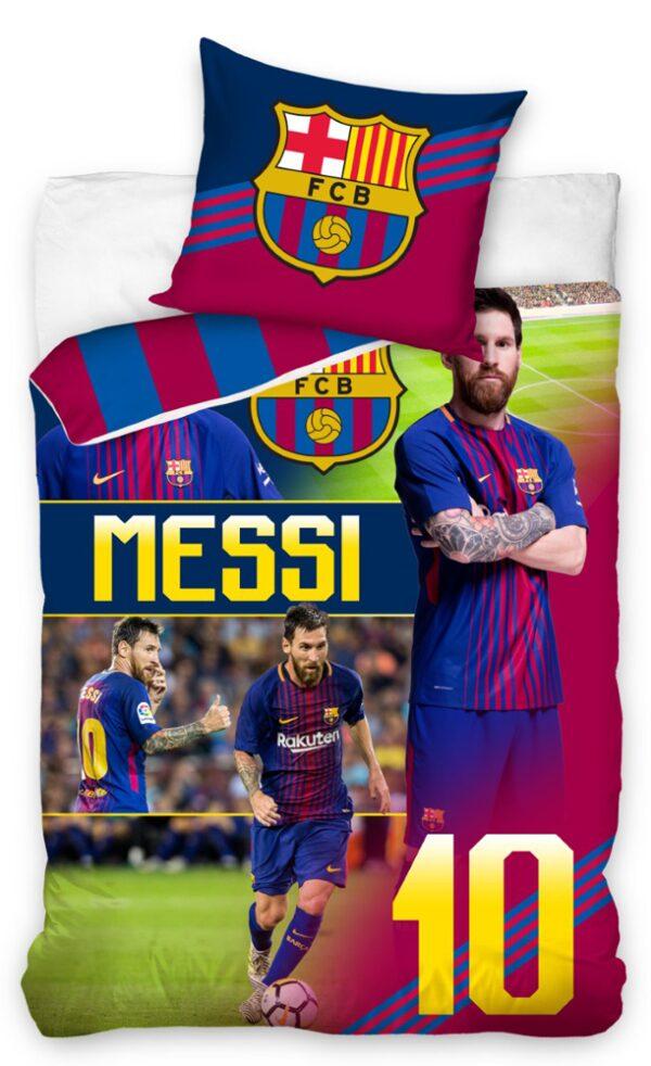 Barcelona Dekbedovertrek Voetballer Messi
