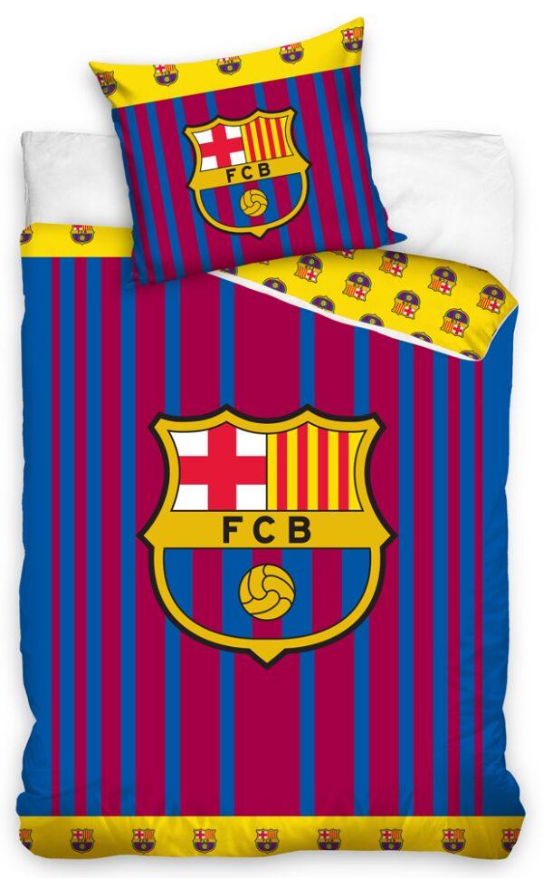 FC Barcelona Dekbedovertrek Stripes