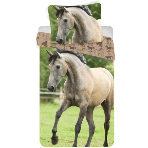 Animal Pictures dekbedovertrek Western Paard Multi