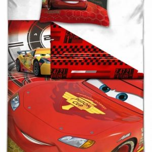 Cars dekbedovertrek Piston Cup Multi