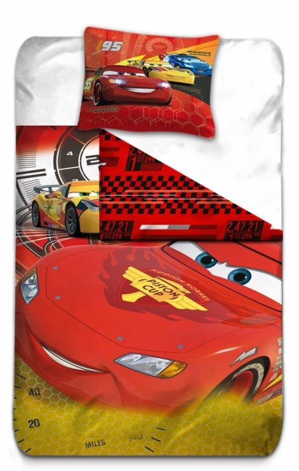 Cars dekbedovertrek Piston Cup Multi