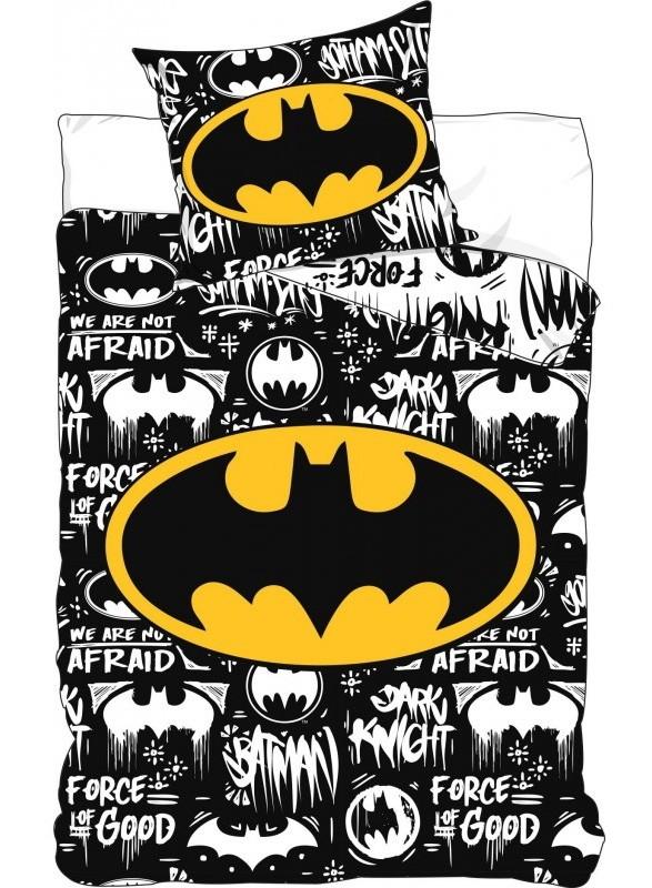 Dekbedovertrek Batman Logo