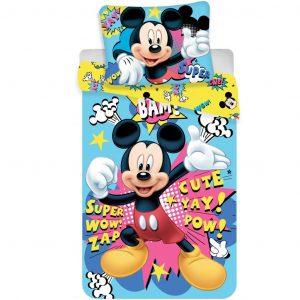 Disney Dekbedovertrek Mickey Mouse Bam Multi