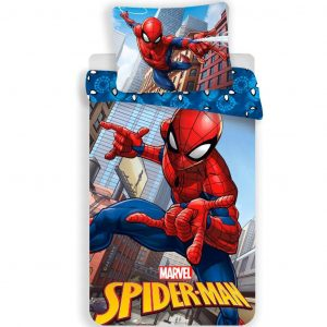 Spiderman Dekbedovertrek Jump Multi