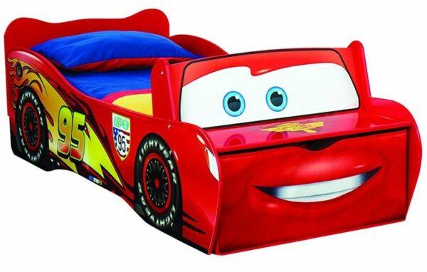 Cars Junior McQueen Autobed