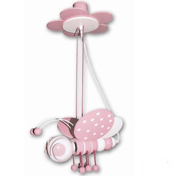 Hanglamp Bij Roze