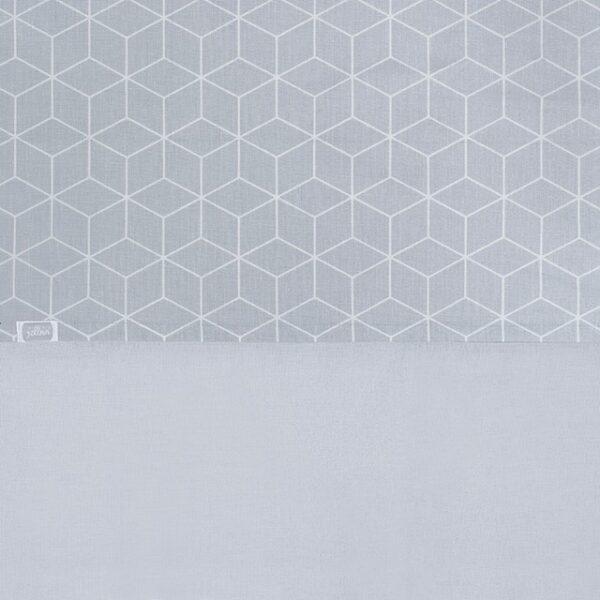 Jollein Laken 120x150cm Graphic Grey