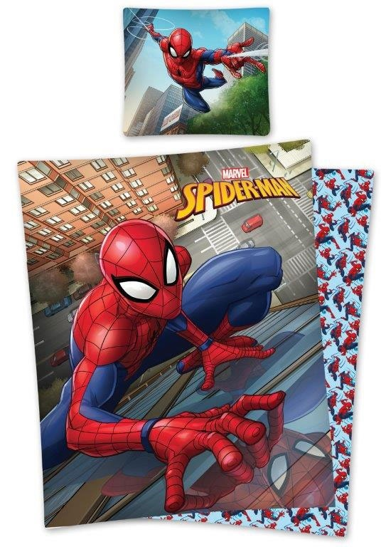 Spiderman Dekbedovertrek Superhero