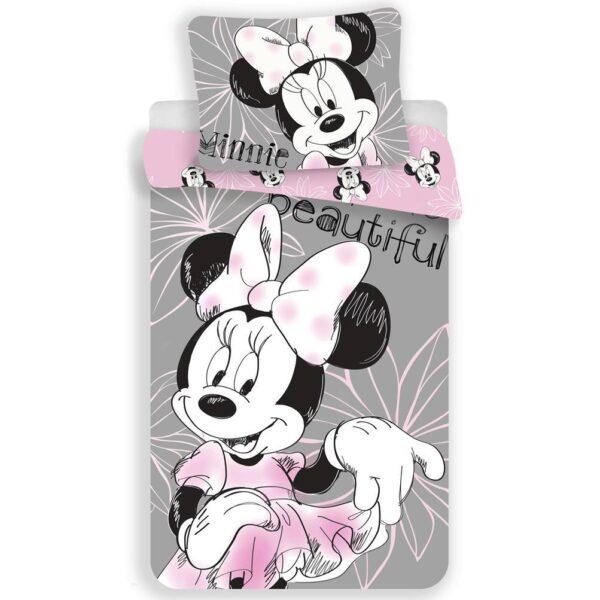 Disney Minnie Mouse Dekbedovertrek Beautiful