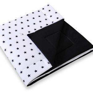Speelkleed Tipi Tent Stars Black
