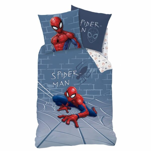 Spiderman Dekbedovertrek Incredible