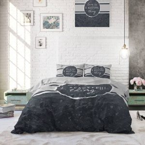 Dekbed-Discounter Jersey Stretch Hoeslaken - Taupe 80/90 x 200