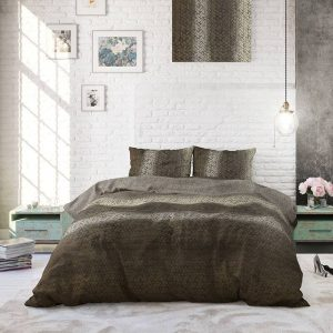 Heckett Lane Topper Hoeslaken Percale - Creme 160 x 200