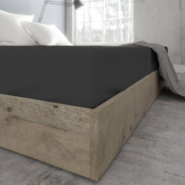 Zensation Washington - Zwart 2-persoons (200 x 220 cm + 2 kussenslopen) Dekbedovertrek