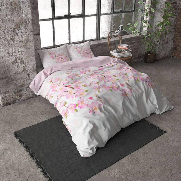 DreamHouse Bedding Verkoelend Hoeslaken Katoen - Antraciet 140 x 200