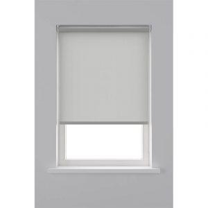 Decosol Rolgordijn Lichtdoorlatend - Licht Grijs 120 x 190 cm