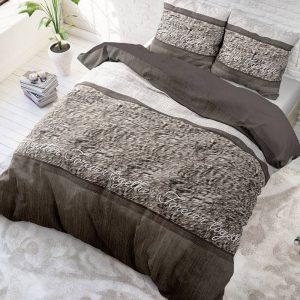 DreamHouse Bedding Hoeslaken Katoen - Wit 90 x 220