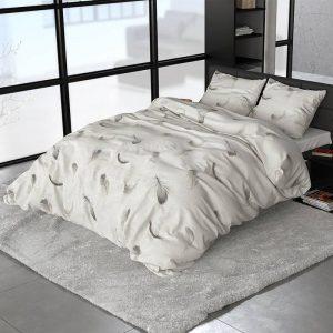 DreamHouse Bedding Verkoelend Hoeslaken Katoen - Zwart 160 x 220