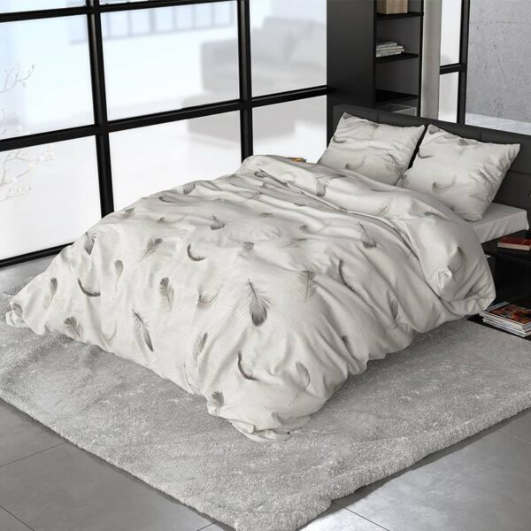 DreamHouse Bedding Verkoelend Hoeslaken Katoen - Creme 90 x 220