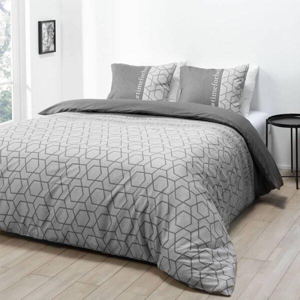 Vloerkleed Monte Trend - Grijs 80 x 150 cm