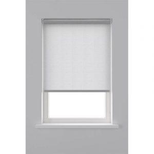 Decosol Rolgordijn Transparant - Wit 60 x 190 cm