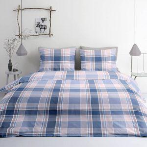 DreamHouse Bedding Verkoelend Hoeslaken Katoen - Wit 180 x 220
