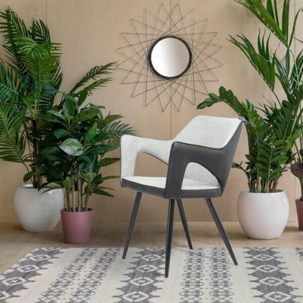 DreamHouse Bedding Verkoelend Hoeslaken Katoen - Antraciet 160 x 200