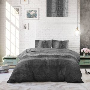 Heckett Lane Hoeslaken Percale - Wit 180 x 200 cm