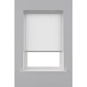 Decosol Rolgordijn Lichtdoorlatend - Gebroken Wit 60 x 190 cm