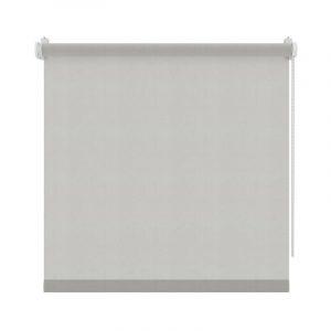 Decosol Rolgordijn Draaikiepraam Transparant - Licht grijs 37 x 160 cm