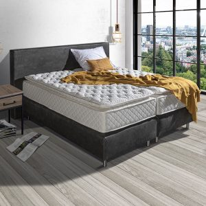 Aeroplus Matras Longlife Luxury - incl. Topper 90 x 200